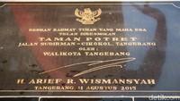 Taman Potret adalah sebuah kawasan RPTRA yang diresmikan oleh Walikota Tangerang, Arief R. Wismansyah, sejak 2015 lalu dan terletak di sisi barat Tang City Mall, tepatnya di pinggir Jalan Sudirman, Babakan.