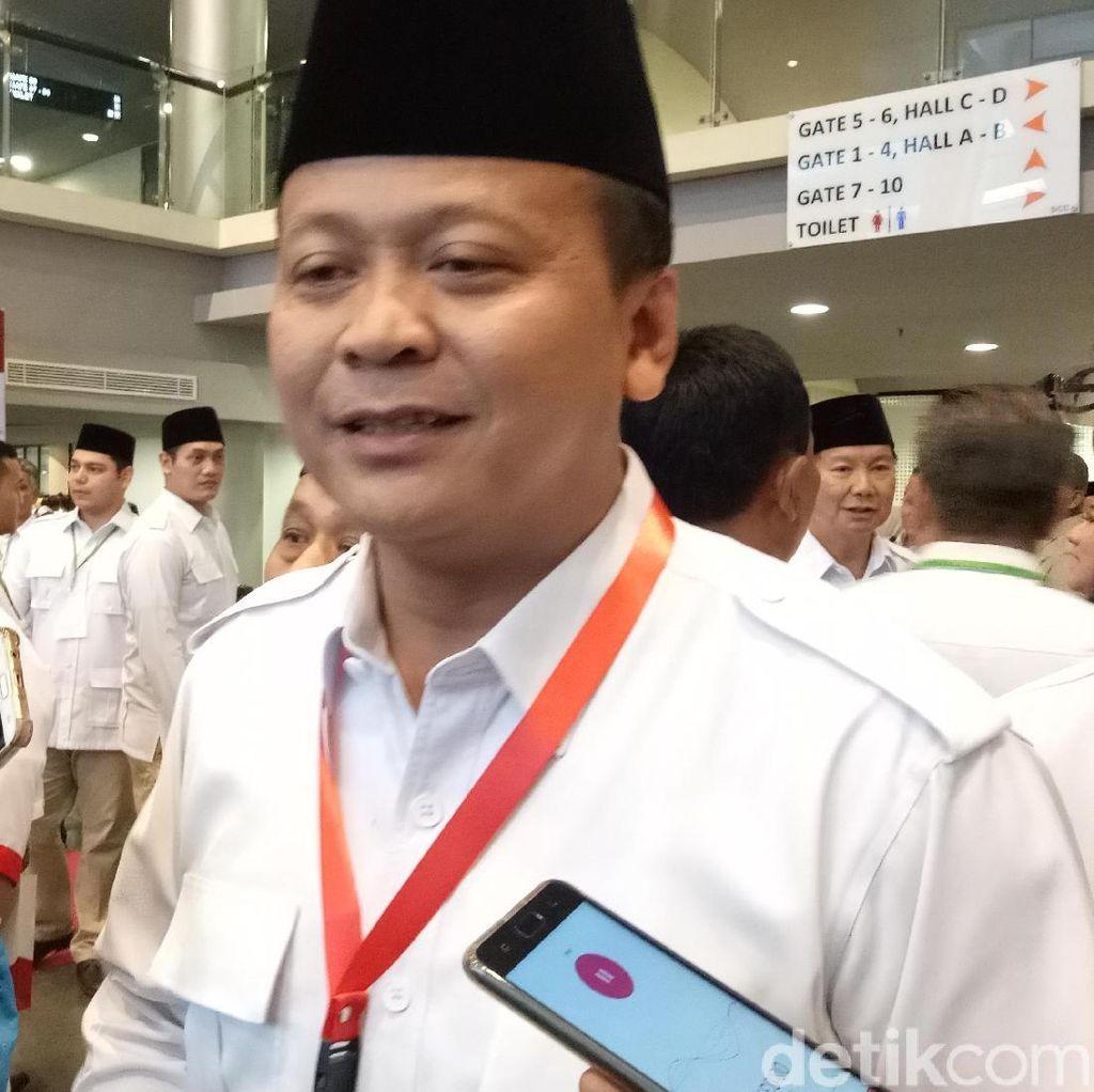 BPN Prabowo: Anggota DPR yang Beri Masukan Debat dari Komisi IV Hingga VII