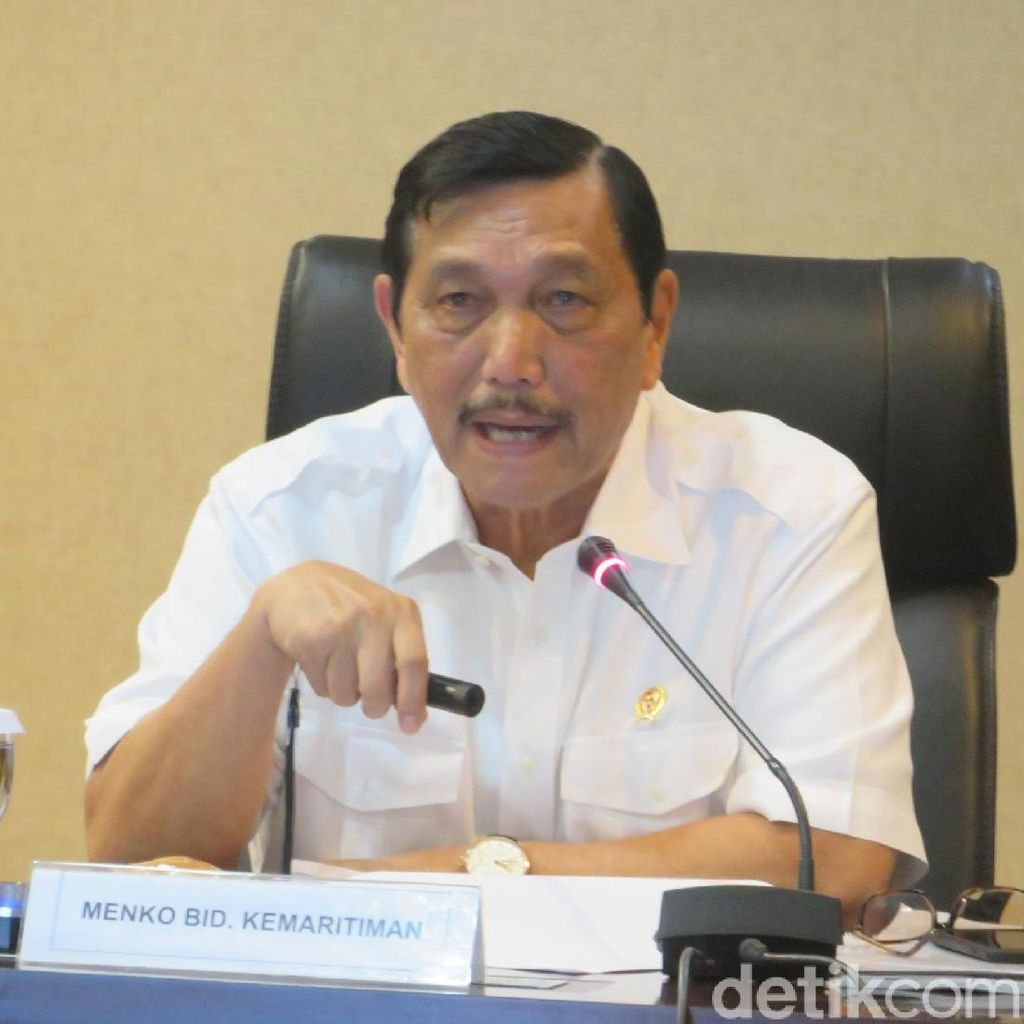 Luhut Panggil Menteri PUPR Bahas Pembangunan Sumbar, Ini Hasilnya