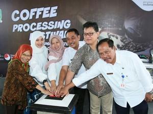 Tingkatkan Kualitas Kopi, Coffee Processing Festival Digelar