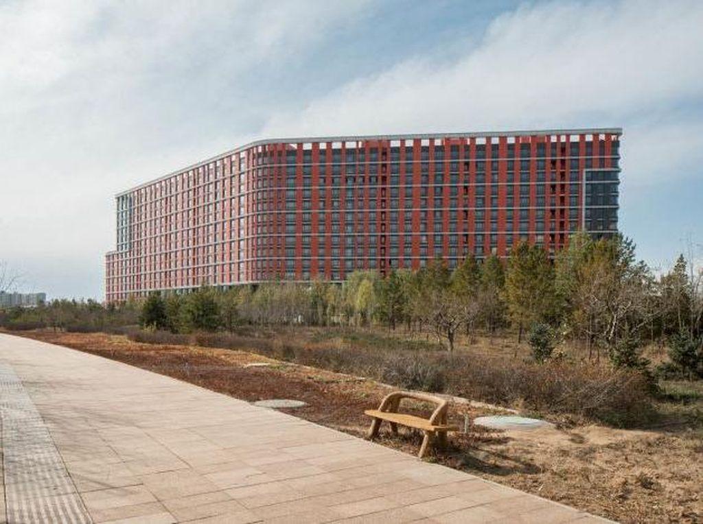 Kisah Kota Hantu di China, Bukan dari Virus Corona