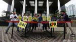 Foto: Novanto Pingpong KPK