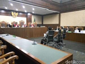Eks Irjen Kemendes Akui Beri Rp 240 Juta karena Ditekan Auditor BPK