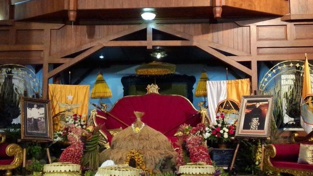 Beginilah Cara Menghormati Dewi Sri, Sang Dewi Padi