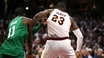Cavs vs Celtics: Aplaus untuk Rivalitas Sehat LeBron-Kyrie