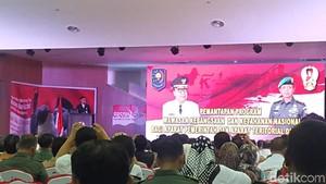 Rakor dengan TNI AD, Mendagri Bicara Tantangan RI hingga Ormas