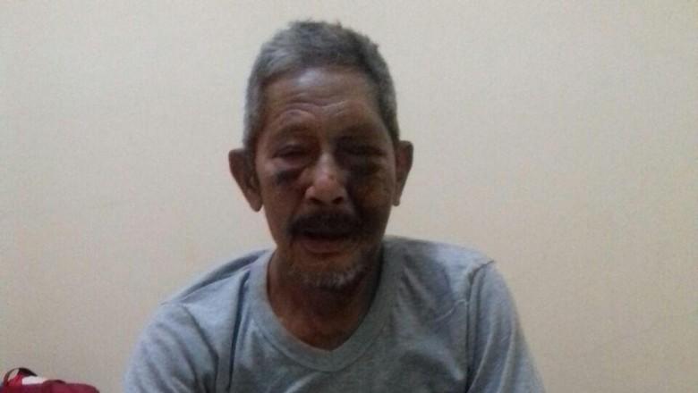 Kondisi Membaik, Kakek Hasan yang Kisahnya Viral Pulang dari RS Polri