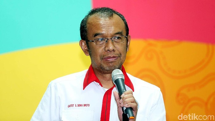 OTT KPK di Kemenpora Tak Ada Hubungannya dengan Asian Games dan Prestasi