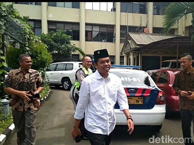 Jadi Saksi SK Bodong DPP Golkar, Dedi Mulyadi Diperiksa 2 Jam