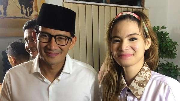Pesona Shyalimar Malik, Wanita yang Dikabarkan Dekat dengan Didi Soekarno
