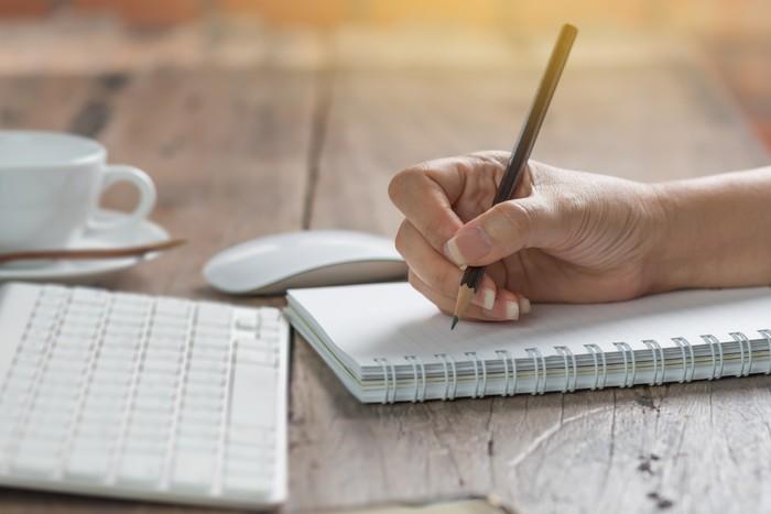 pelepas stres bisa menulis