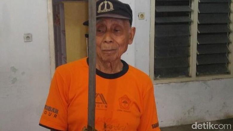 Penampakan Katana Warisan Sayuto, Jagal Tentara Jepang di Semarang