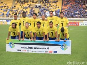 1 Menit untuk Mendoakan Choirul Huda di Stadion Si Jalak Harupat