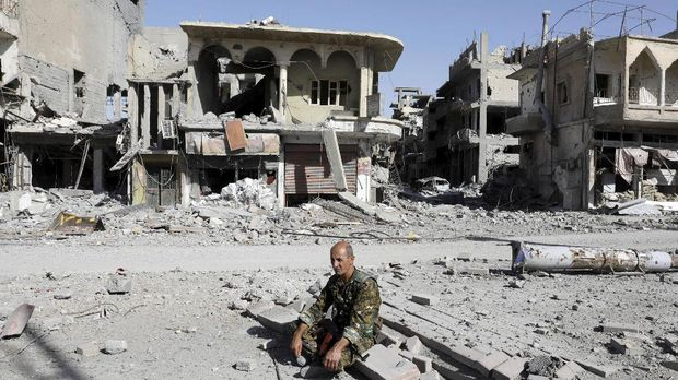 Penculikan Warga Druze Upaya ISIS Kembalikan Kejayaan