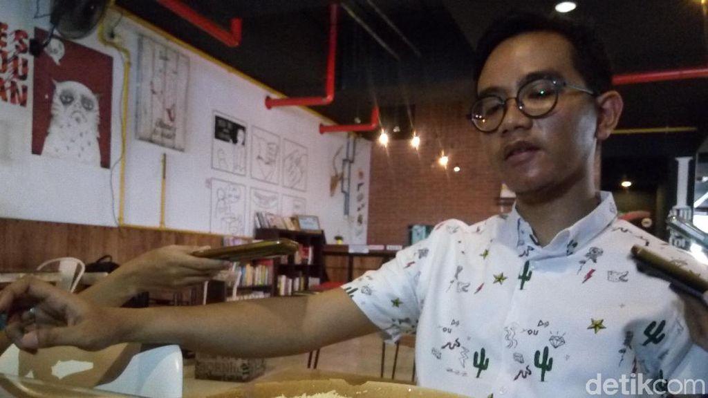 Respons Anak Jokowi soal Aksi #2019GantiPresiden di Depan Markobar