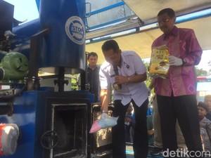 Komjen Buwas Musnahkan 191 Kg Sabu dan 43 Ribu Ekstasi di Medan
