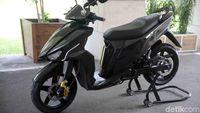 Jokowi Siap Luncurkan Motor Listrik Gesits