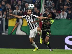 Chiellini: Juventus seperti Mesin Diesel