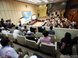 PDIP-PPP-PD Terima Perppu Ormas Jadi UU, Gerindra-PAN Menolak