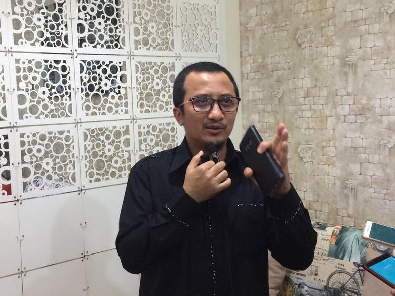 Yusuf Mansur Harap Arifin Ilham Cepat Sembuh dan Balik Lagi Berdakwah