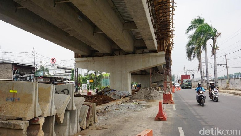 Penjelasan Bina Marga DKI Soal Proyek Flyover-Underpass yang Molor