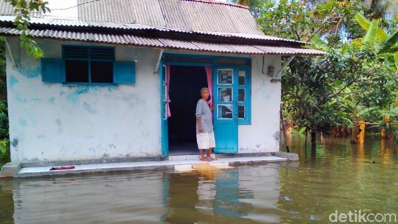 Cilacap Masih Direndam Banjir