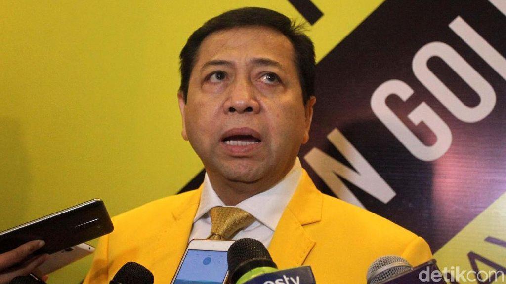 Polri: Hanya 9 Akun Medsos yang Dilaporkan Novanto Bisa Didalami
