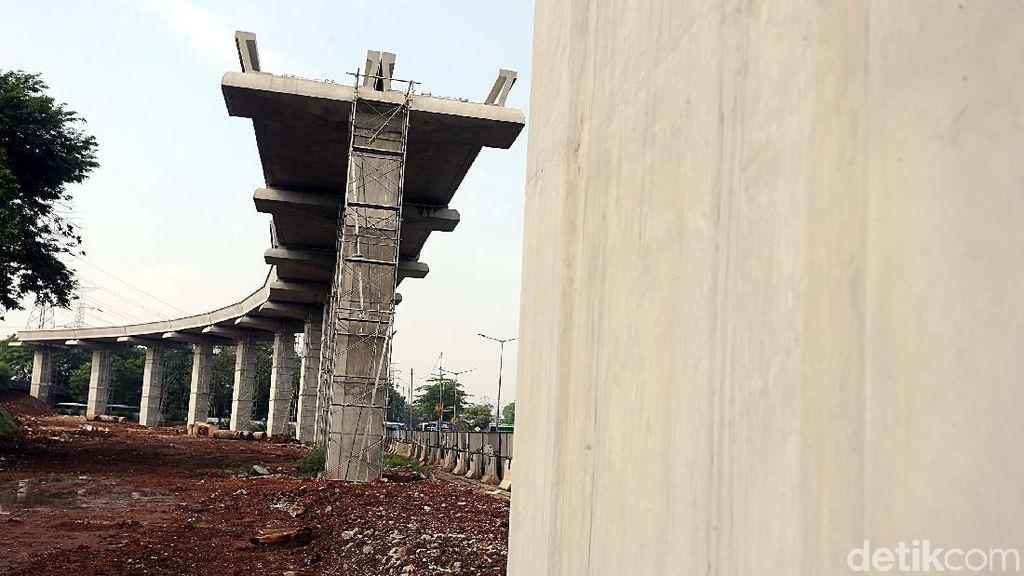 Proyek LRT Jabodebek Bisa Dilanjut Asal Tak Bikin Macet?