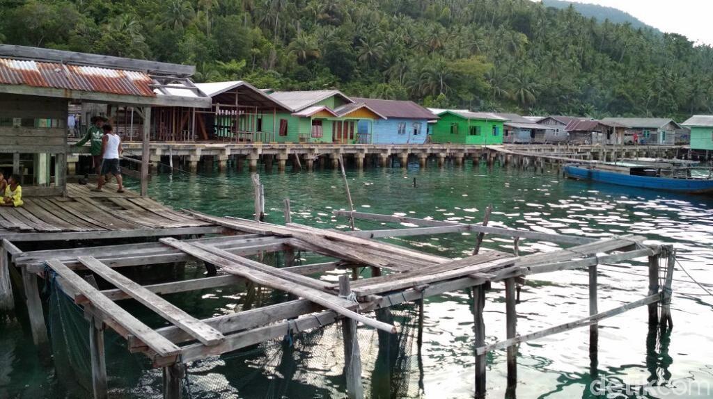Pemerintah Susun Aturan Kelola 111 Pulau Terluar RI