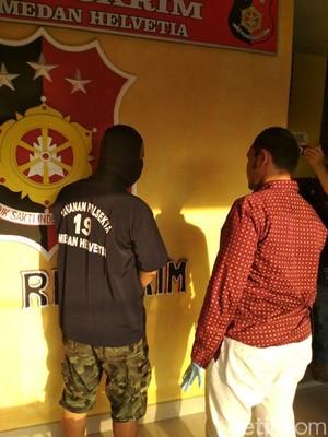 Polisi di Medan Ini Simpan Belasan Paket Sabu, Diduga Pengedar