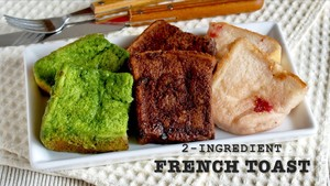<i>French Toast</i> dengan 2 Bahan Ini Sangat Mudah Dibuat!