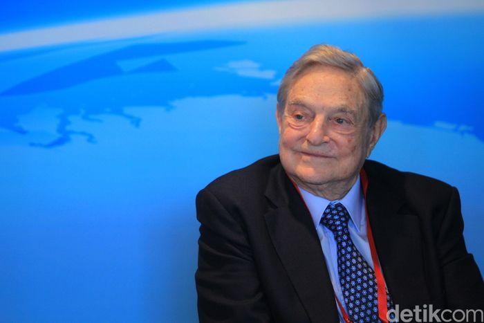 George Soros. Salah satu miliuner dunia ini dilaporkan menyumbangkan harta kekayaannya senilai US$ 18 miliar, atau sekitar Rp 243 triliun untuk kegiatan sosial baru-baru ini. VCG/Getty Images.