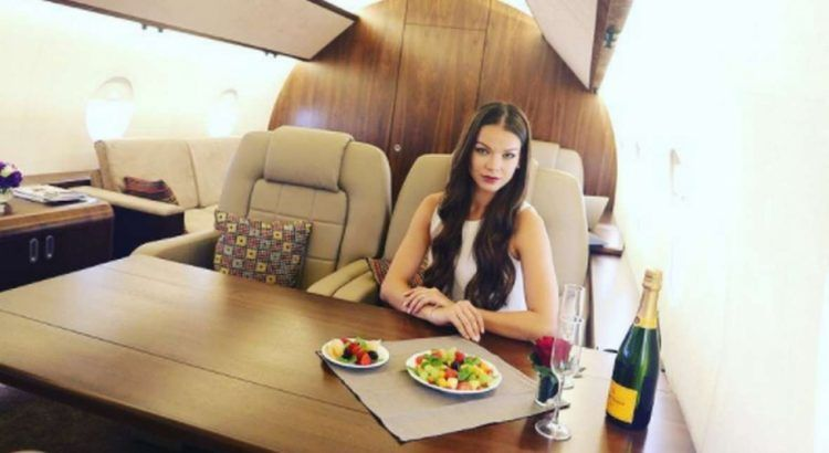 pemotretan pesawat pribadi