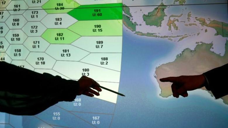 Malaysia Tunjuk Perusahaan AS Cari MH370