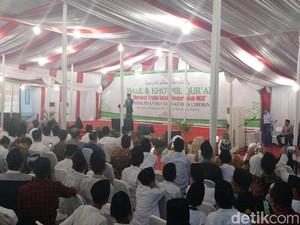 Saat Pimpinan Ponpes Kempek Bicara Periode Kedua Jokowi