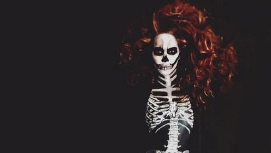Deretan Kostum Unik Para Seleb saat Halloween