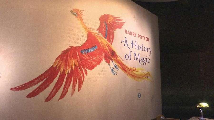 Magic! Pameran Sejarah Harry Potter di Inggris