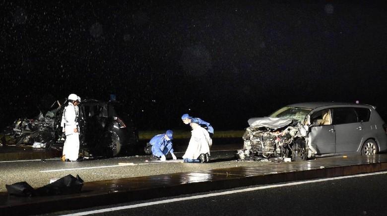 Kecelakaan Maut di Okayama, 3 Siswa SMA Tewas