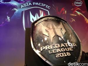 Indonesia Tuan Rumah Final Predator League 2018, Ini Kata Acer