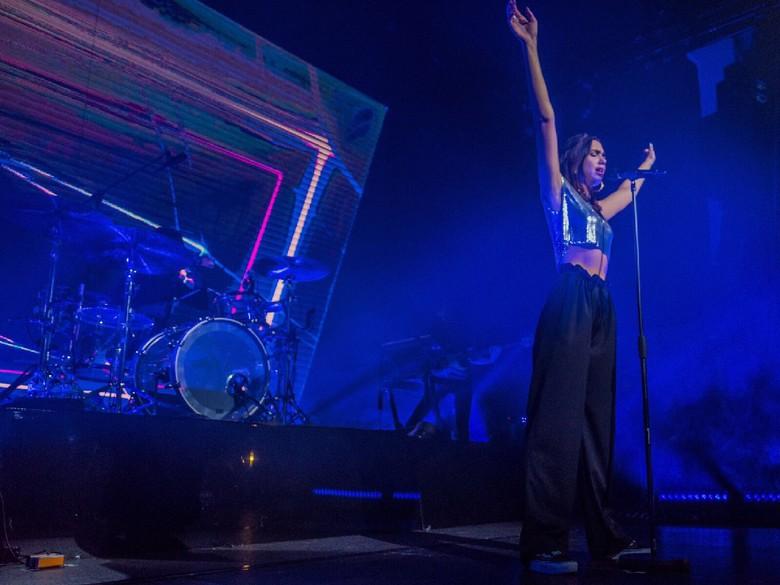 Dua Lipa dan Ed Sheeran Raih Nominasi Terbanyak di Brit Awards 2018