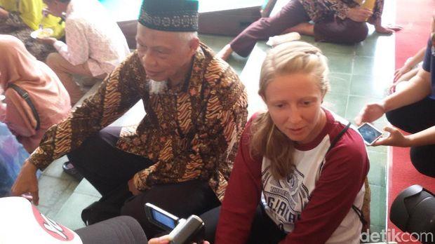 Kenduri Ageng Mangayubagyo pelantikan Gubernur DIY.