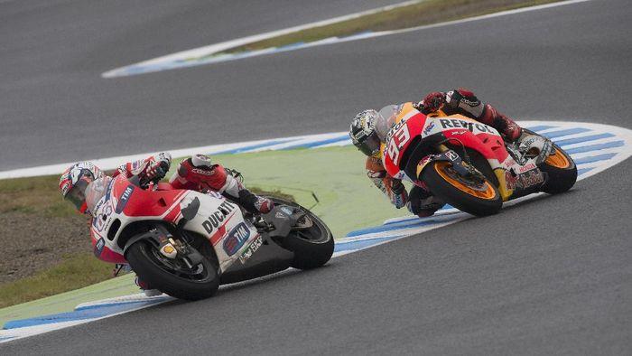 MotoGP Australia akan ditayangkan secara live streaming oleh detikSport dan detikcom (Mirco Lazzari gp/Getty Images Sport)