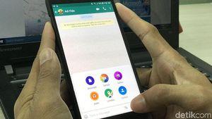 Penyedia GIF di WhatsApp Siap Tangkal Pornografi