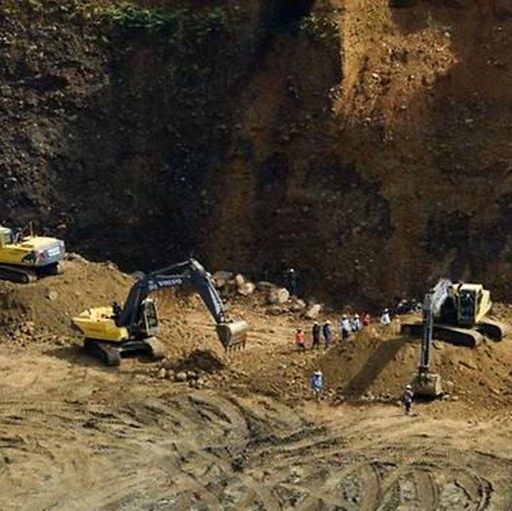 Tambang Giok di Myanmar Dilanda Longsor, 15 Orang Tewas
