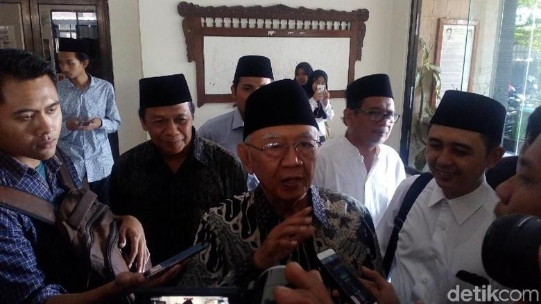 Gus Solah Sampaikan 8 Nama Pendamping Khofifah ke Parpol
