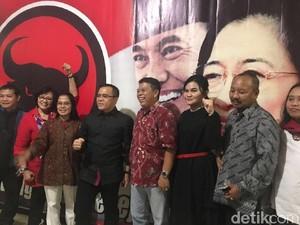 Bertemu PDIP, Anas Bahas Konsep Kampanye Tak Jelekkan Pihak Lain