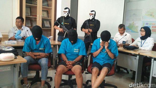 Petugas Bandara Adisutjipto Yogya Gagalkan Penyelundupan 2,2 Kg Sabu