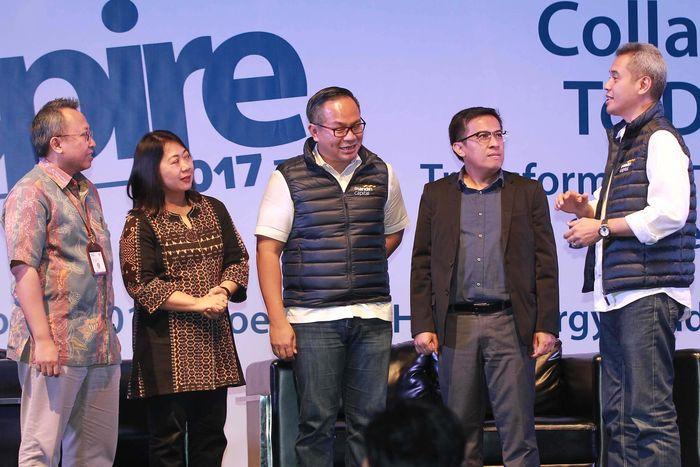 Sebanyak 71 startups dari dalam dan luar negeri ikut berkompetisi memperebutkan hadiah uang dan kesempatan memperoleh investasi dari Mandiri Capital Indonesia dan angel investor lainnya. Foto: dok. Mandiri