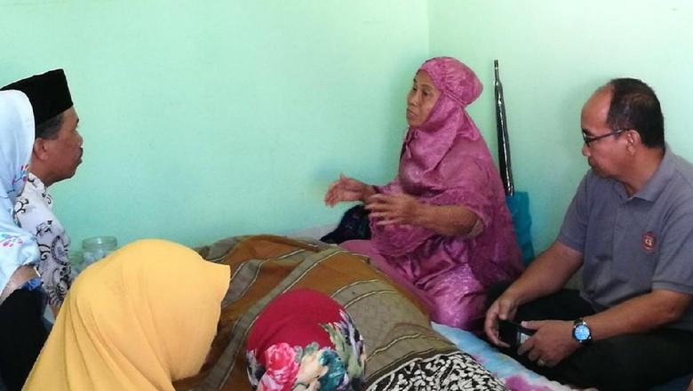 Guru Dasrul Alami Kecelakaan Saat Berangkat Mengajar