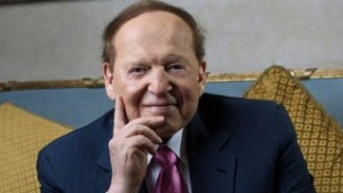 Sheldon Adelson. Foto: Dok. Forbes